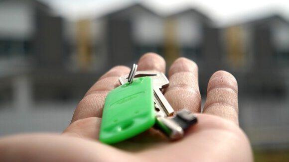 מפתח לדירה חדשה